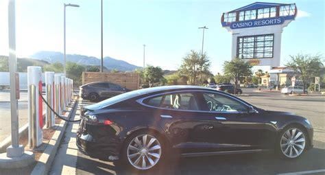 Tesla Las Vegas Tesla Model S Las Vegas Road Trip