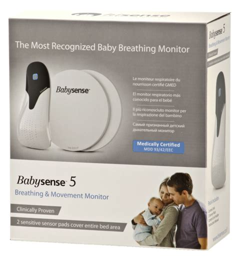 crib monitor for baby breathing babysense overview babysense infant monitor baby
