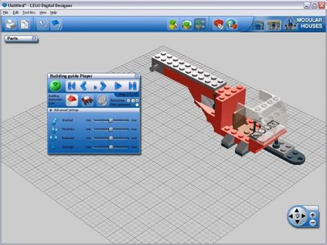 Video Tutorial Lego Digital Designer | lego digital designer download