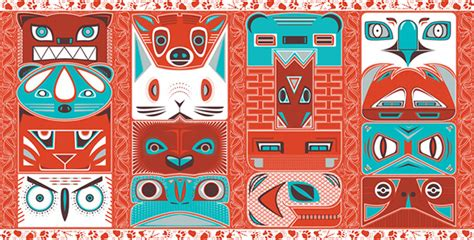 batik design competition totem batik for the american batik design competition on