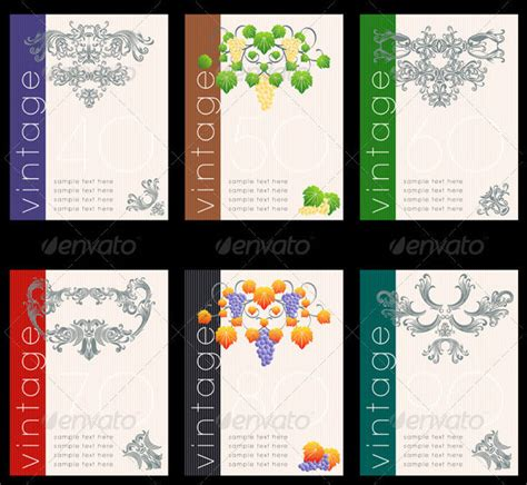 80 best creative designs of wine labels stickers
