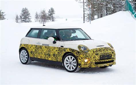 2019 Mini Ev by 2019 Mini Ev Rumored To Bring Forth Performance Model