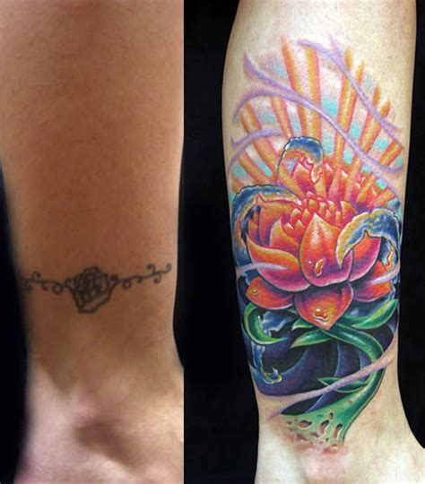 tattoo lotus rose lotus tattoos and designs page 44