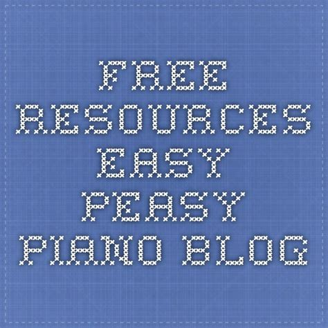 424 best piano images on pinterest music education 59 best piano lesson printables images on pinterest