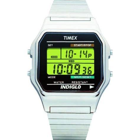 timex s classic digital t78587