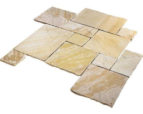 fliese muschelkalk flairstone sandstein terrassenplatte modena r 246 mischer