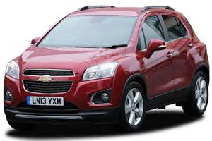 chevrolet trax suv 2013 2015 review carbuyer