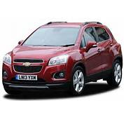 Chevrolet Trax SUV Review  Carbuyer