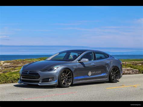 2014 Tesla Model S Performance Supercarhall