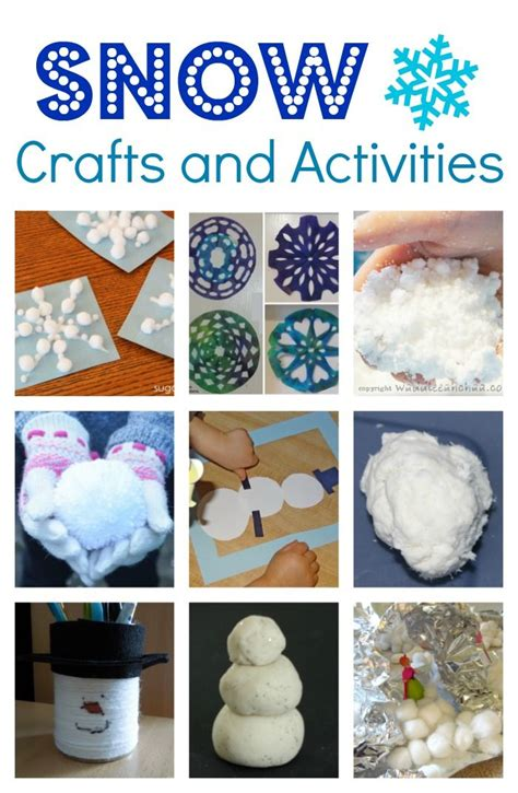 snow craft for 161 best images about easy arts and crafts ideas for