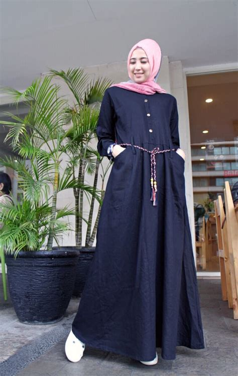 Gamis Jodha 02 By Nindah Fashion busana muslim dress bunga by gagil pusat grosir baju muslim