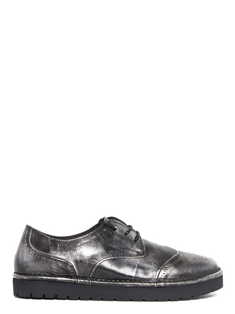 marsell shoes marsell marsell shoes silver s laced shoes