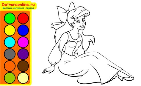 princess coloring pages games online coloring pages barbie in house kidonlinegame com