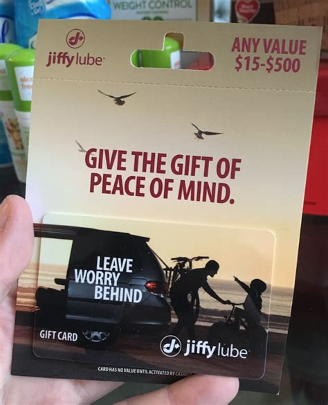 Jiffy Lube Gift Card - my amazon prime day haul july 17th 2016 jungle deals blog