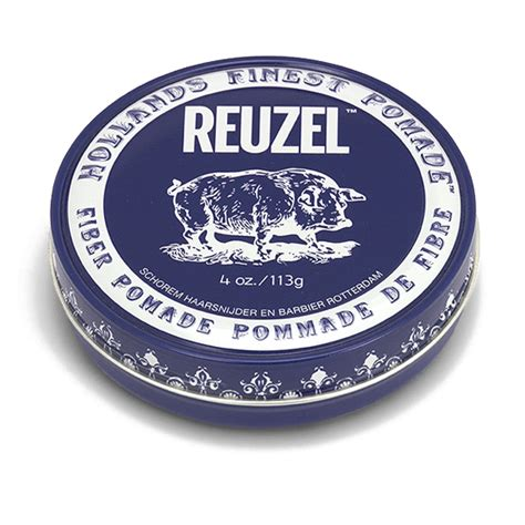 Reuzel Fiber reuzel fiber pomade firm pliable hold low shine reuzel inc