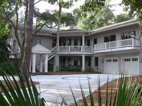 Best Large Group Sea Pines Home 2nd Row Vrbo House Hhi