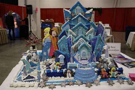 gingerbread house competition 2014 gingerbread house competition entries