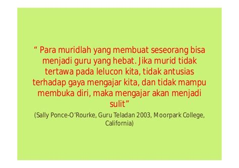 Paradigma Baru Mengajar Wina Sanjaya bedah buku sekolah para juara karya amstrong
