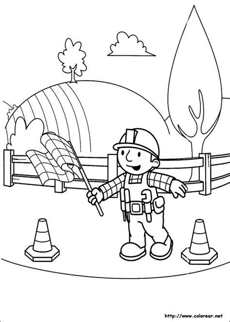 imagenes convivencia escolar para colorear dibujos para colorear de bob el constructor