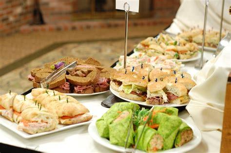 Sandwhich Lunch Buffet Birthday Party Ideas Pinterest Buffet Lunch