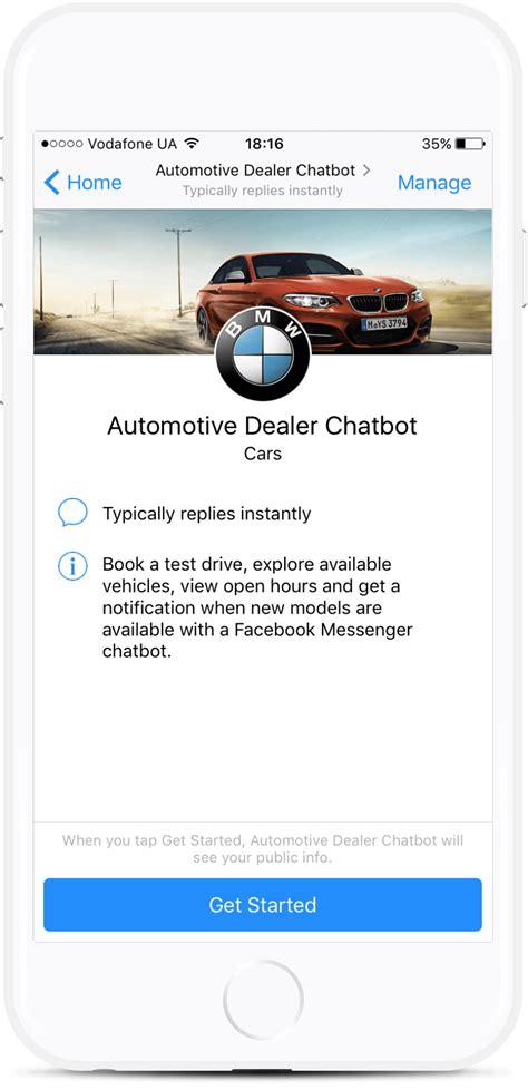 37 Chatbot Templates For Facebook Messenger Botmakers Chatbot Template