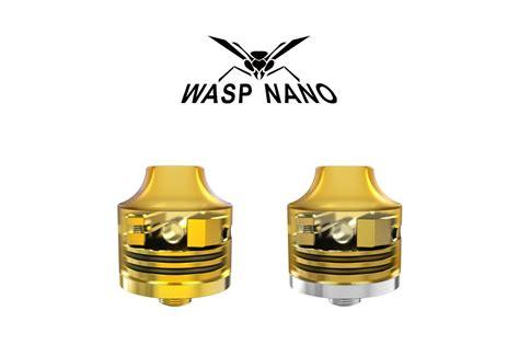 Wasp Nano Rda By Oumier wasp nano rda rda