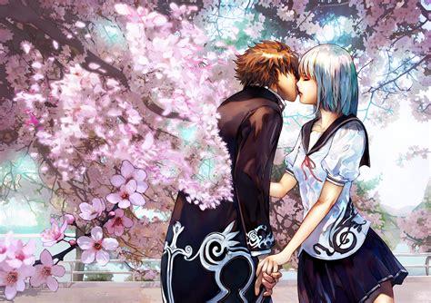 anime japanese love anime wallpaper love
