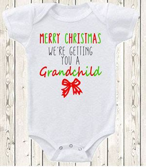 ideas from baby to grandparents for christmas pregnancy announcement ideas babyprepping
