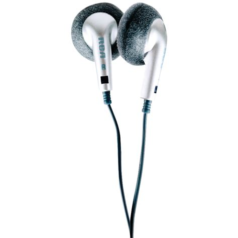 rca hp57r basic stereo earbuds