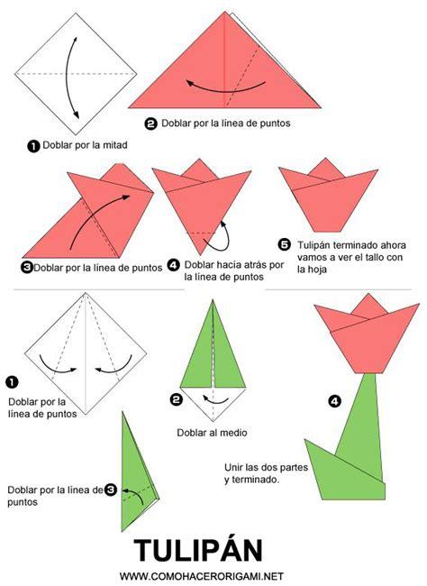 imagenes de flores origami paso a paso origami google and b 250 squeda on pinterest
