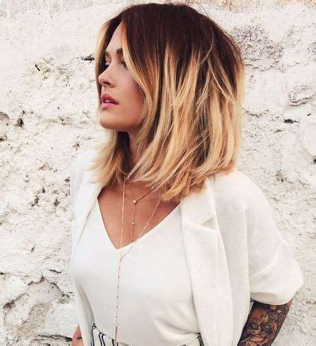 cortes de pelo de mujer media melena corte de pelo mujer media melena 2018