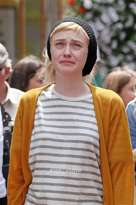 dakota fanning new movie dakota fanning films her latest film now is good in