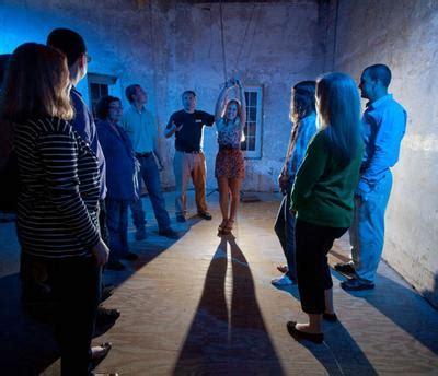 charleston sc ghost tours