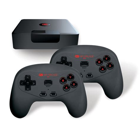 play console my arcade gamestation wireless play console 300