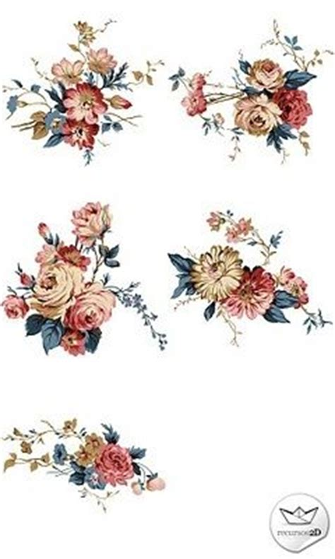 vintage flower tattoo designs 25 best ideas about vintage floral tattoos on