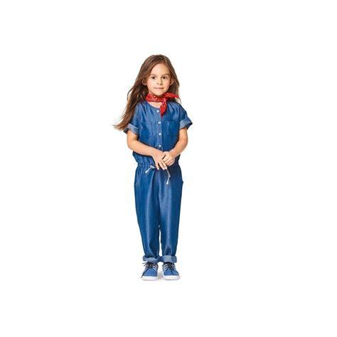 jumpsuit sewing pattern burda burda style kids sewing pattern jumpsuit burda n 176 9343