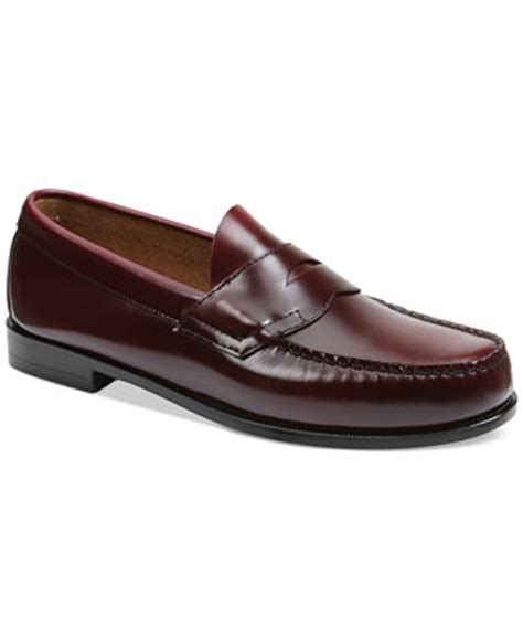 macys loafers bass casson loafers shoes macy s