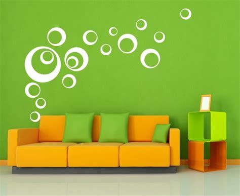 Folie Na Auto Bubliny by Samolepky Na Zeď Abstraktn 237 Samolepka Na Zeď Bubliny
