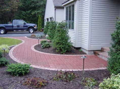 front walkway idea patio designs pinterest