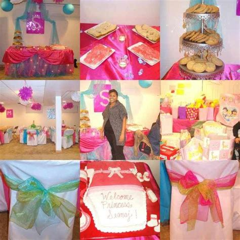 Baby Shower In Honor Of Or Baby by Creative Spacez 4 U Princess Semaj S Baby Shower In