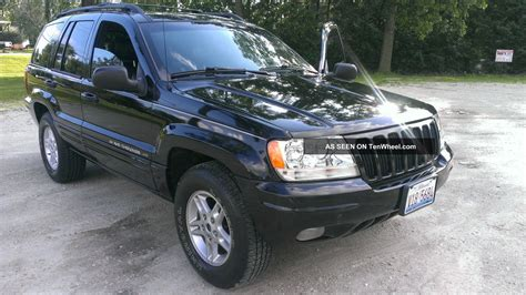 jeep limited black 2000 jeep grand cherokee limited v8 loaded black on black