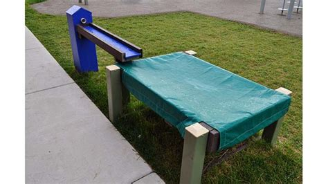 Water Table With Cover by Water Table Cover Grounds For Play
