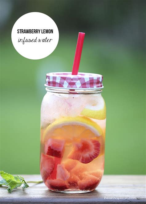Lemon And Strawberry Detox Water Recipe by It S Easy To Lose Weight With These 22 Detox Water Recipes