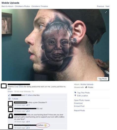 Die Besten Hängematten by Schlechte Tattoos Schlechtes Gesicht H 228 Sslich