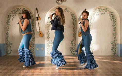Benny Barnes Mamma Mia 2 Trailer Images And Poster Reveal The Sequel