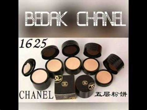 Harga Bedak Chanel Asli jual kosmetik chanel murah jual peralatan kosmetik murah