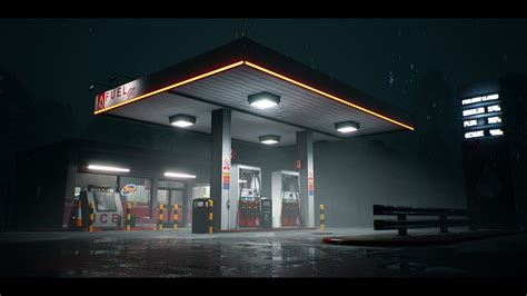 Home Blueprints For Sale Atmospheric Gas Station By Switchboard In Environments