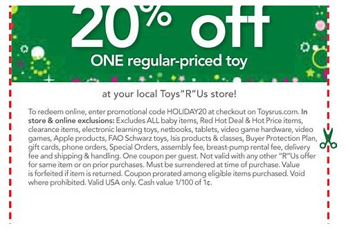 coupons for toys r us printable