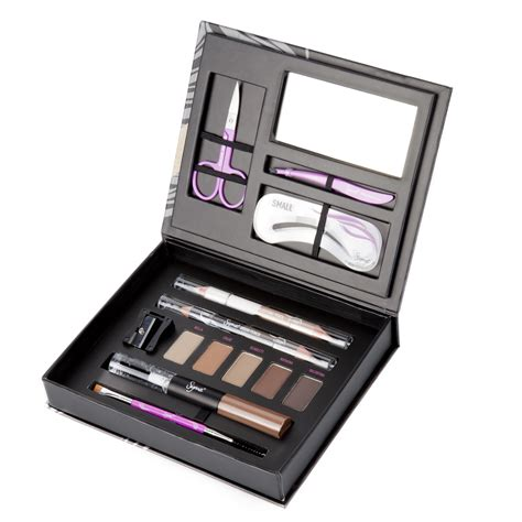 design kit get perfect eyebrows with sigma s beauty expert brow