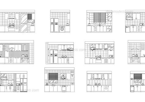 Bloques Cad Autocad Arquitectura Download 2d 3d Dwg 3ds